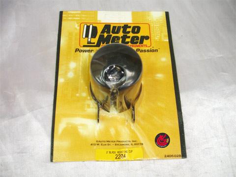 ถ้วยใส่เกจ์ Auto-Meter 2 นิ้ว (เหล็ก)