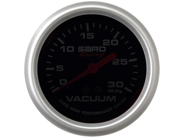 เกจ์ SARD วัด Volt  SMOKE(หน้ามืด)