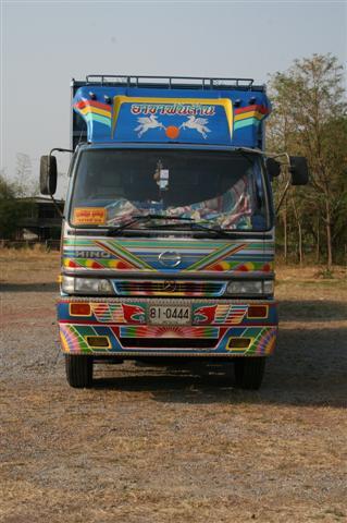 รถบรรทุก 18 ล้อ HINO 2Kสมอทอง 260HP+ลูก