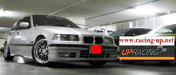 ชุดแต่ง BMW E36 ทรง AC+HAMAN (ลิ้นต่อ)