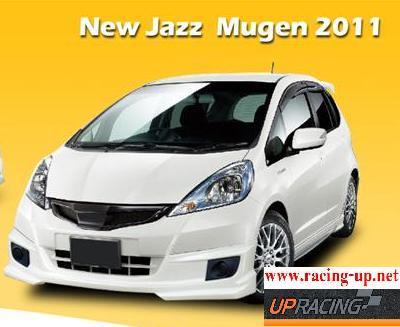 ชุดแต่งรอบคัน New Jazz 2011 MC ทรง Mugen ก๊อปแท้