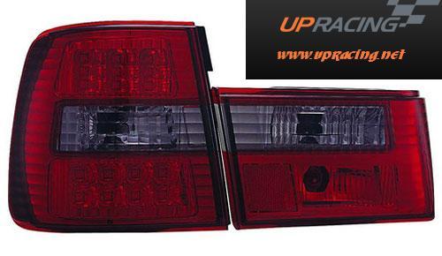 ไฟท้ายหน้าดำแดงแบบ LED E34