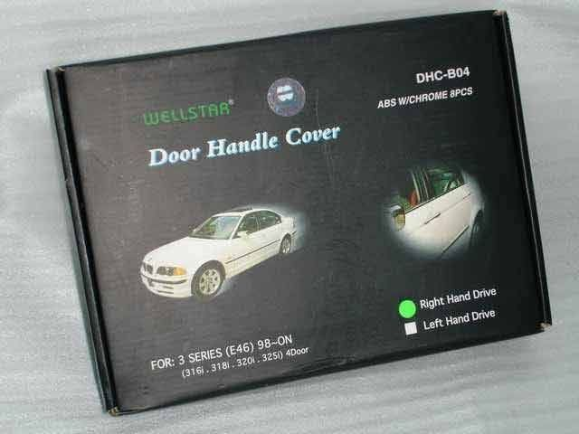 ฝาครอบมือเปิดประตู (ดึง) BMW E46 DHC-B04 WelS