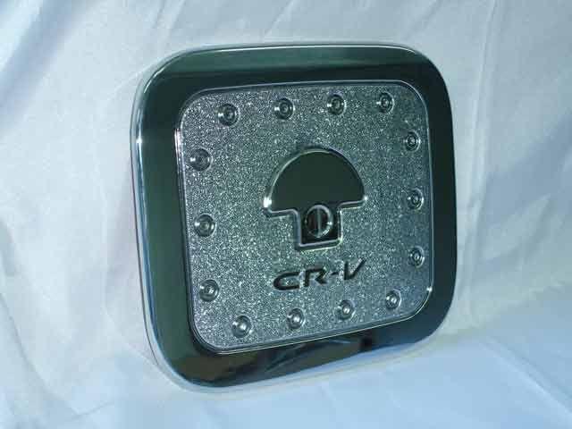 ฝาถังน้ำมัน Honda CR-V_2002 ABSโครเมี่ยม