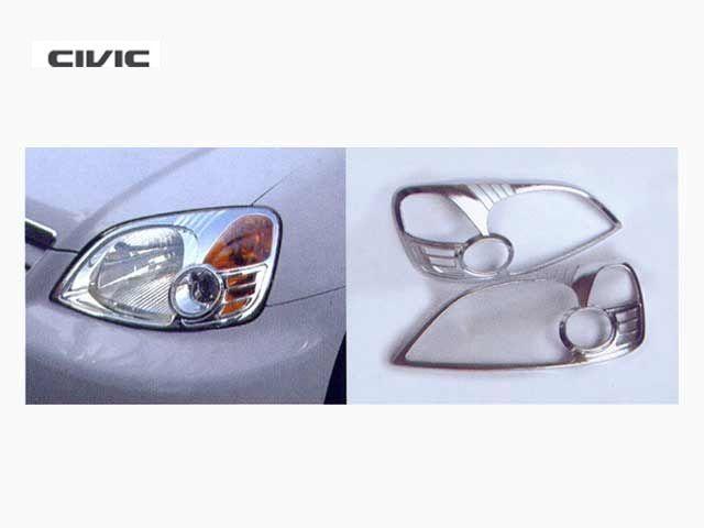 ฝาไฟหน้า Honda Civic_2001 WelS