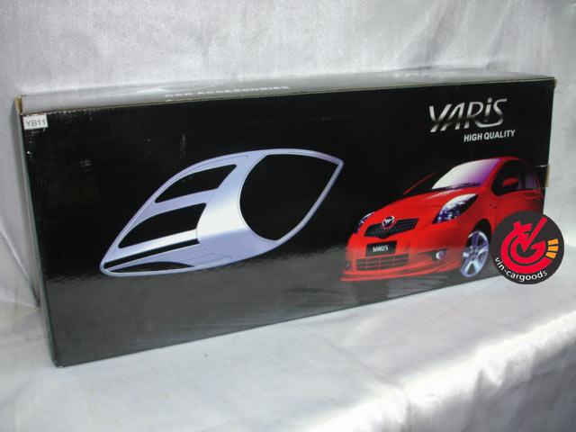 ฝาไฟหน้า Toyota Yaris_2006 กล่องดำ
