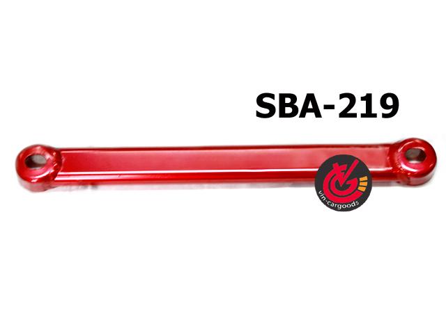 ค้ำโช้ค Honda Civic 2006(ล่าง-หลัง)สีแดง