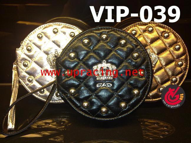 กระเป๋าใส่CD VIP DAD_Crown_ทอง