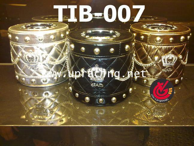 กล่องใส่ทิชชู VIP DAD Crownกลม_ทอง