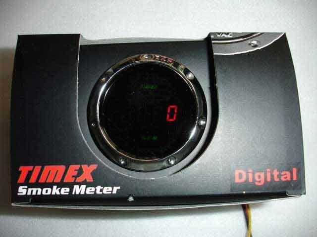 เกจ์Oil-Temp Timex ดิจิตอล 2.0_นิ้ว