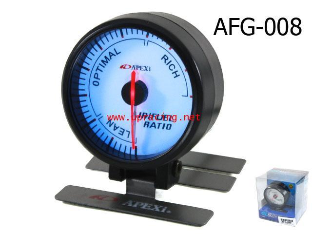 เกจ์Air-Fuel-Ratio Apexi_II_EL_ขาว 60.0mm