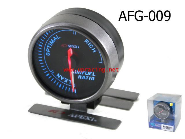 เกจ์Air-Fuel-Ratio Apexi_II_EL_ดำ 60.0mm