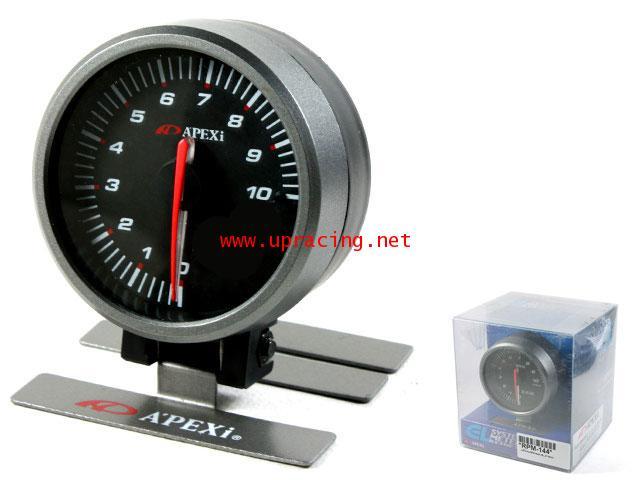 เกจ์Exhaust-Gas-Temp Apexi_II_EL_ดำ 60.0mm