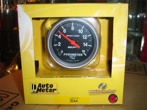 เกจ์Exhaust-Gas-Temp AUTO-METER 2.52_นิ้ว