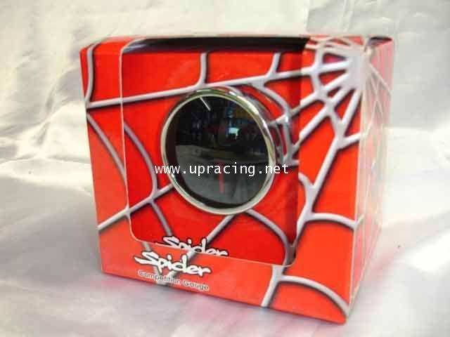 เกจ์Volt Spider 52.0mm. (SMOKE)หน้ามืด หน้ามืด 7สี