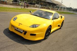 ชุดแต่งรอบคัน GTO  ทรง  Ferrari   V1