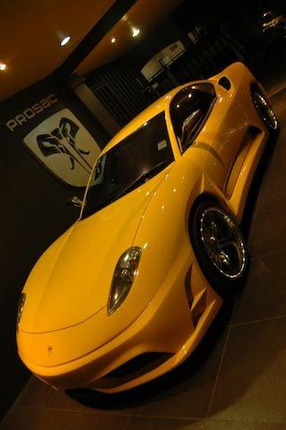 ชุดแต่งรอบคัน GTO  ทรง  Ferrari Spec  V