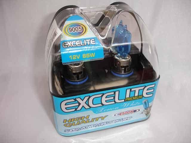 หลอดไฟ HB3 (9005) Excelite ซีนอน 65w HB31201 XW