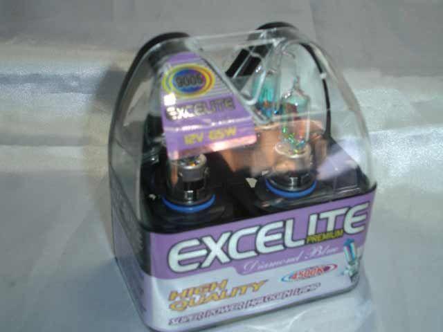 หลอดไฟ HB3 (9005) Excelite น้ำเงิน 65w 1201DB