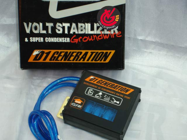 กล่องจ่ายไฟ Volt Stabilizer D1 Generation (+3wire)