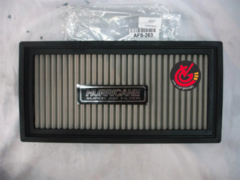 กรองอากาศ_เลส Jeep Cherokee Limited 2.5 4.0L ปี96_HURRICANE (HS-0072-S)