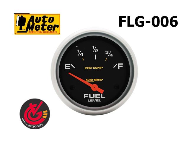 เกจ์Fuel-Level AUTO-METER 2.5_นิ้ว pro-comp 5415