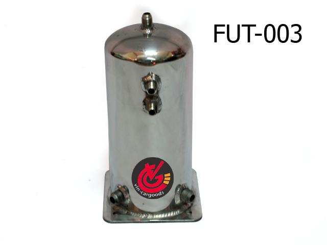 ถังน้ำมันเชื้อเพลิง 2 กลม 2L  หัวต่อเกลียว