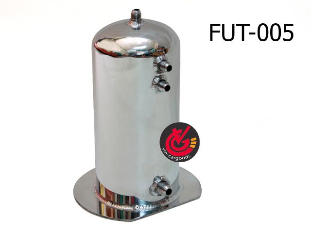 ถังน้ำมันเชื้อเพลิง 4 กลม 2.5L หัวต่อเกลียว ล่าง1รู