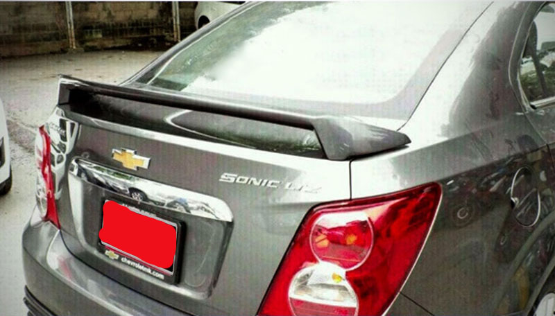 สปอยเลอร์แบบยก Chevrolet Sonic 4 Door