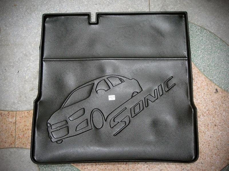 ถาดใส่ของหลังรถ  CHEVROLET SONIC 4D