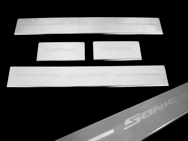 กาบบันได CHEVROLET SONIC 4D