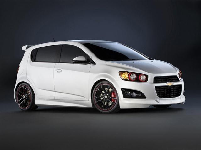 ชุดแต่งรอบคัน Chevrolet Sonic 5D ทรง Up Racing