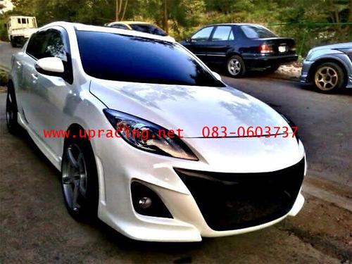 กันชนหน้า Mazda3  2012 ทรง GT