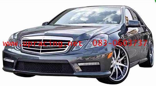 ชุดแต่งรอบคัน Benz  E63 W212  ทรง  AMG (พลาสติกPP)