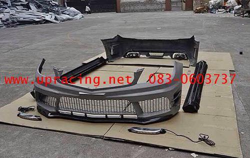 ชุดแต่งรอบคัน Benz C63 W204  ทรง AMG (สินค้านำเข้า)