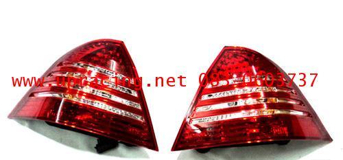 ไฟท้าย BENZ C-CLASS W203 01-07  LED