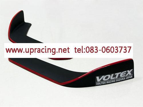 ลิ้นหน้า HR-V ทรง VOLTEX (V3) รุ่นมีแถบแดง