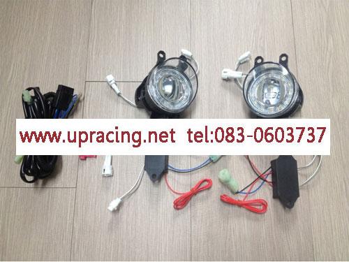 ไฟสปอร์ตไลท์ +Day Light LED สำหรับ Camry14.Altis14. Vios14. Yaris14