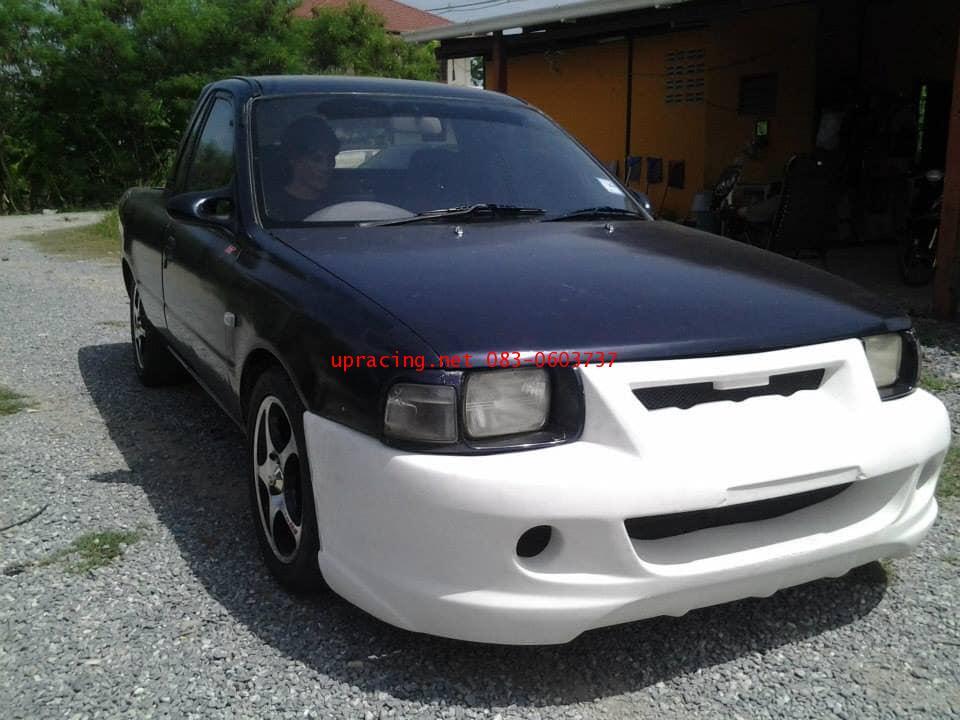 กันชนหน้า Nissan NV ทรง Zenith