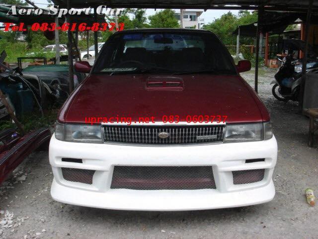 กันชนหน้า Toyota ST171 ทรง Vertex