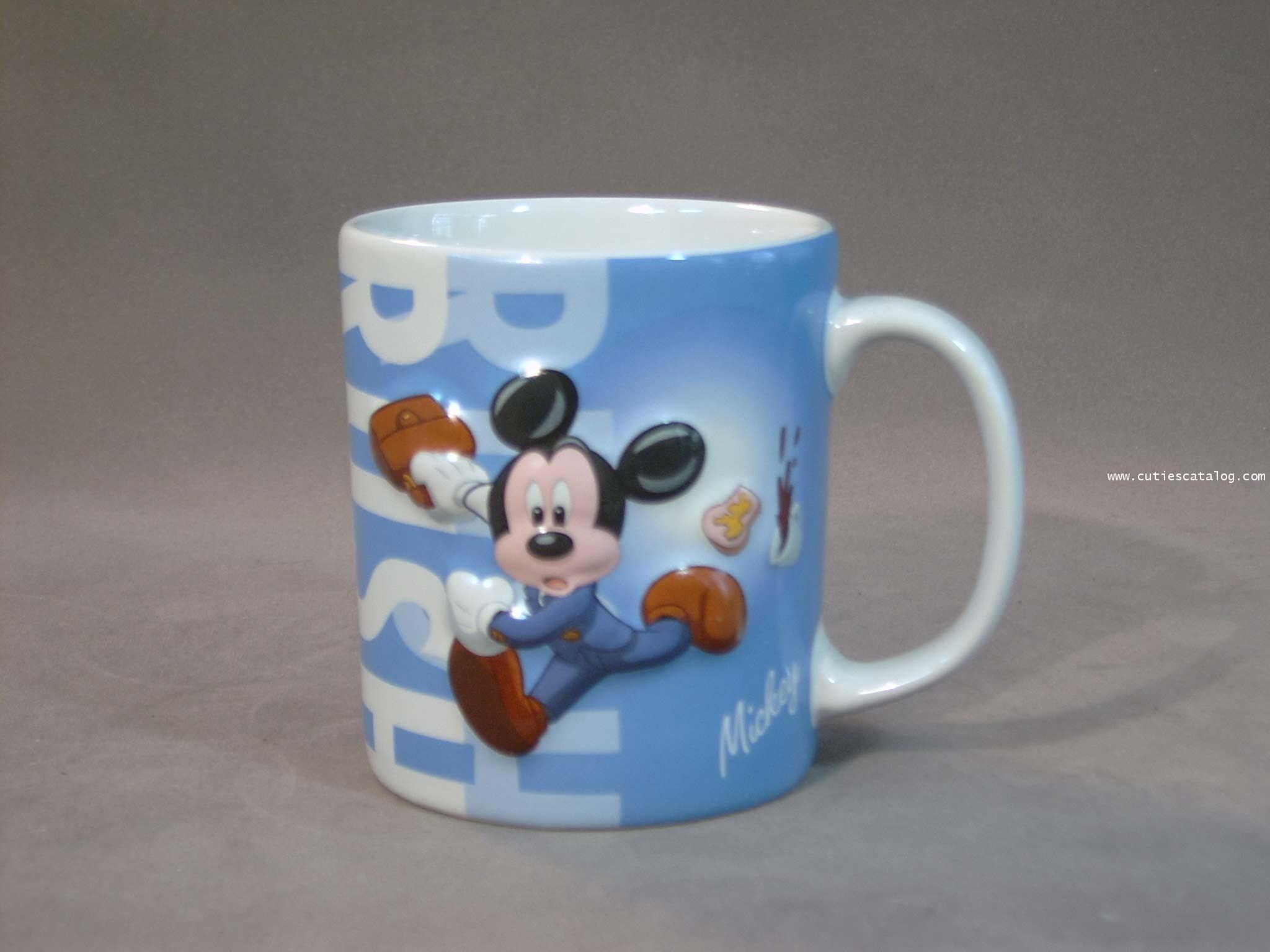 แก้วดิสนีย์ ชุดเลทโกทูเวิร์ต ลายมิคกี้(Mickey)