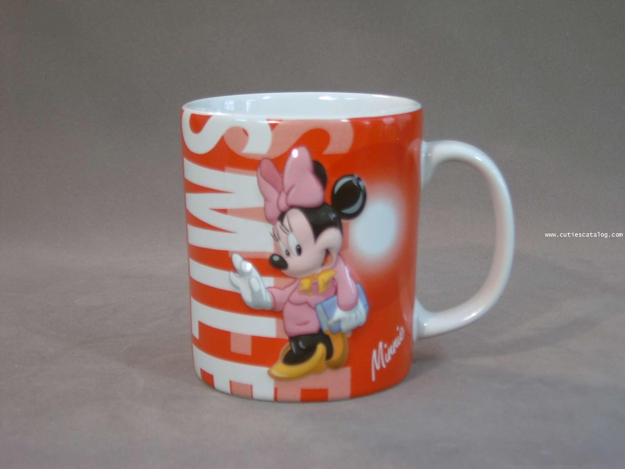แก้วดิสนีย์ ชุดเลทโกทูเวิร์ต ลายมินนี่(Minnie)