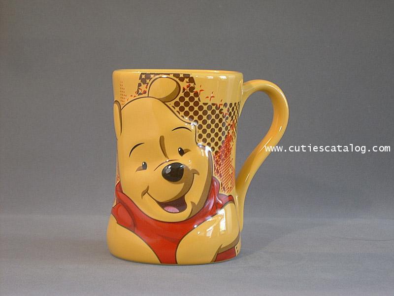 แก้วดิสนีย์ ชุดแฟนซีเซป ลายหมีพูห์(Pooh)