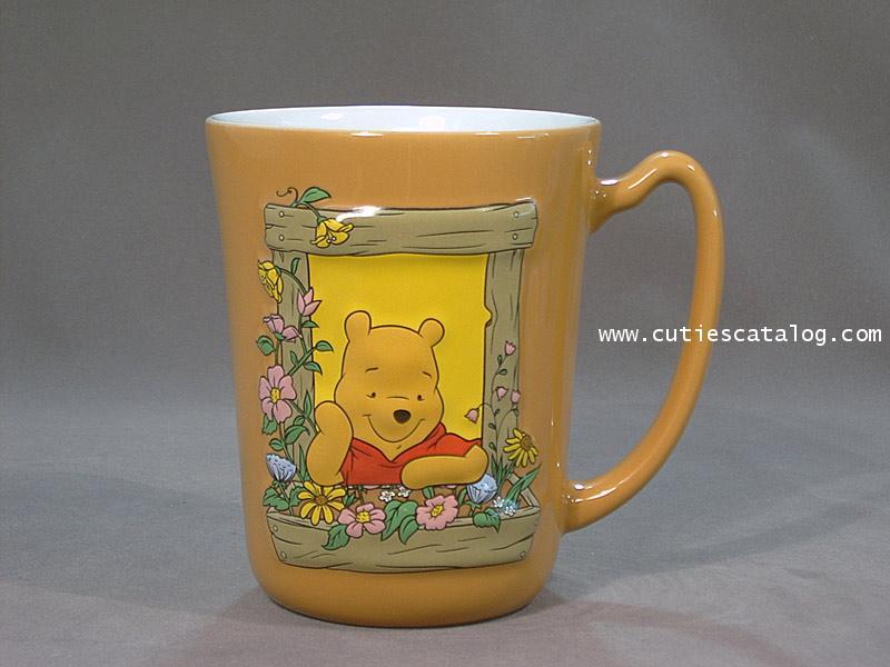 แก้วดิสนีย์ ชุดหน้าต่าง ลายหมีพูห์(Pooh)