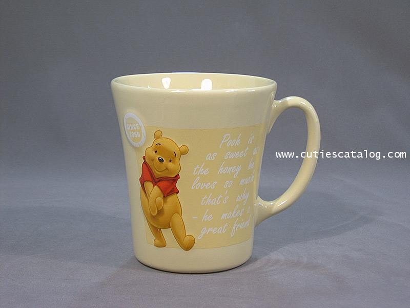 แก้วดิสนีย์ ชุดพาสเทลเล็ก ลายหมีพูห์(Pooh)