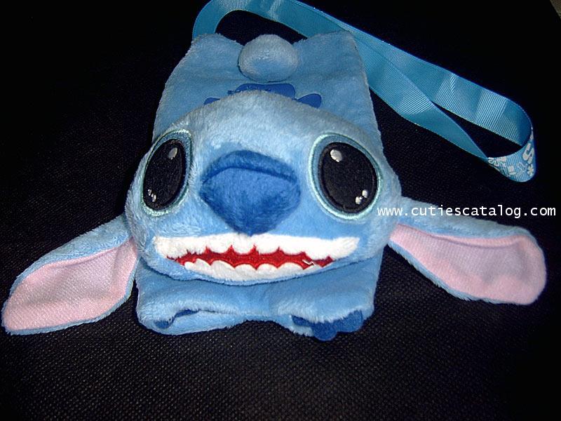 กระเป๋าห้อยคอสติทช Stitch