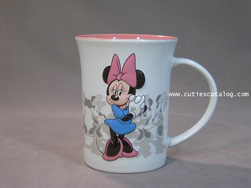 แก้วดิสนีย์ ชุดแฮปปี้ ลายมินนี่(Minnie)