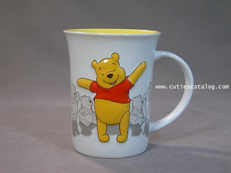 แก้วดิสนีย์ ชุดแฮปปี้ ลายหมีพูห์(Pooh)