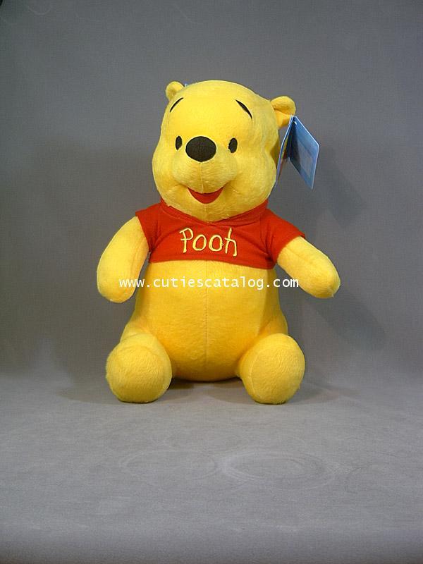 ตุ๊กตาหมีพูห์ 12 นิ้ว(Pooh Doll)