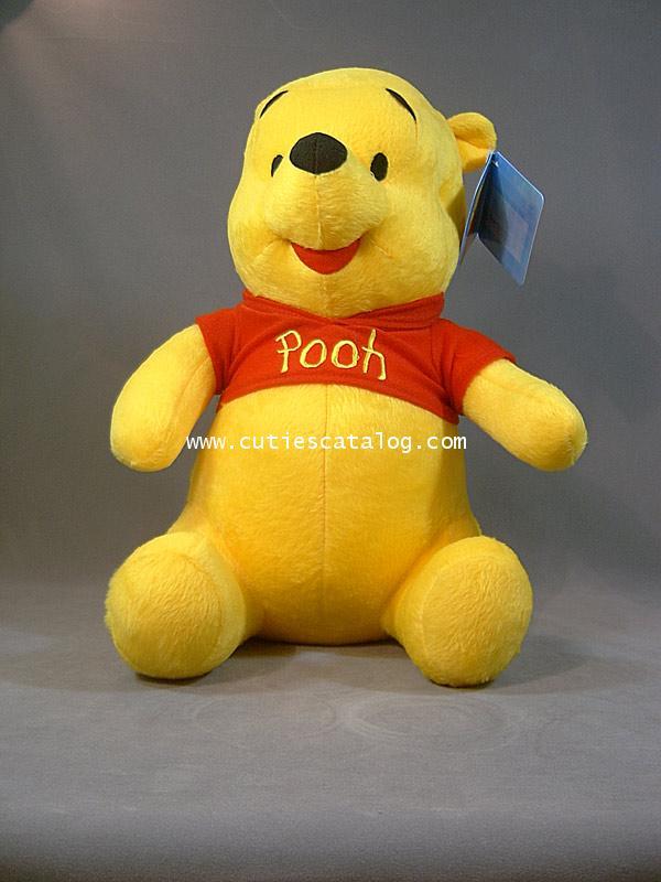ตุ๊กตาหมีพูห์ 15 นิ้ว(Pooh Doll)
